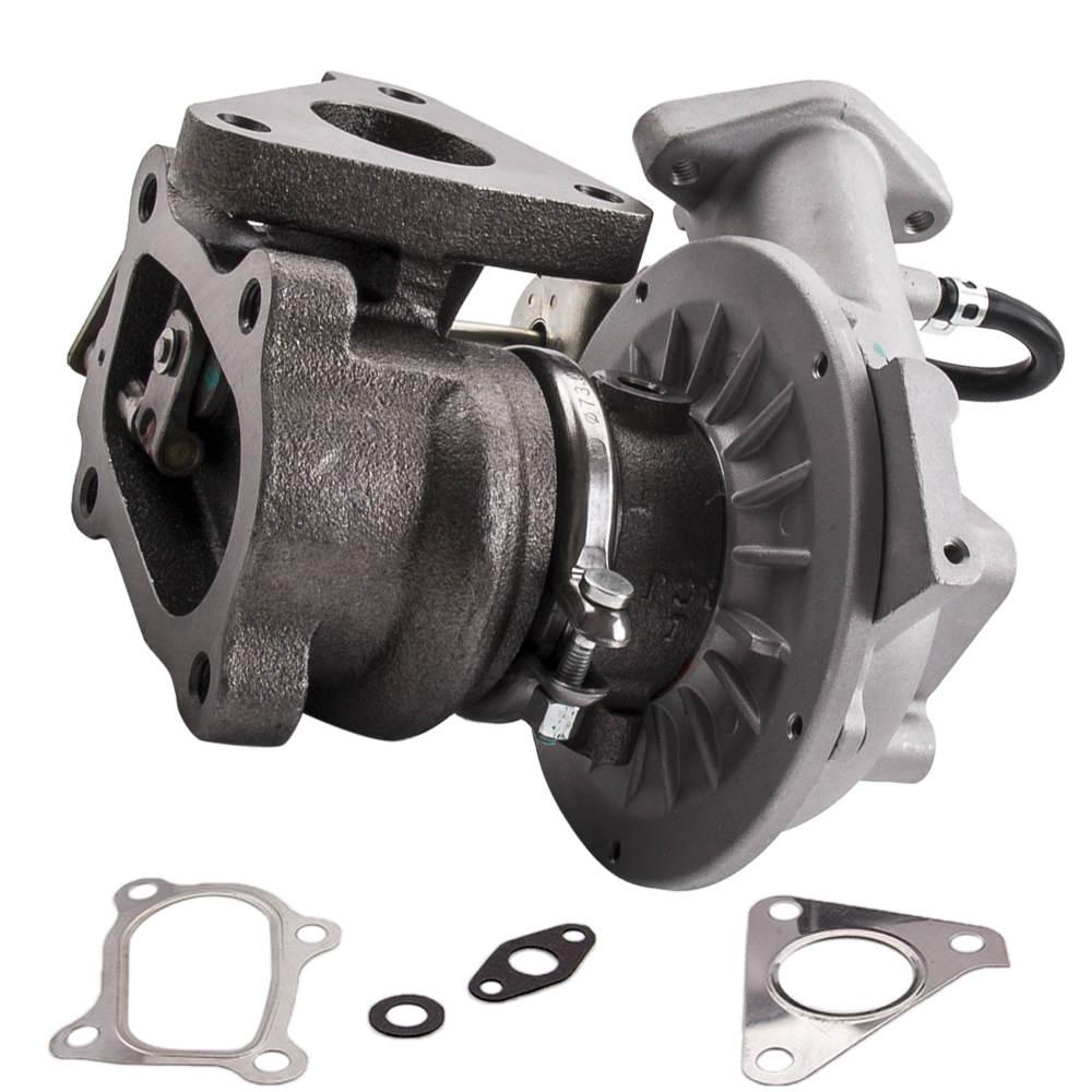 Turbocompresor turbine para Nissan Navara 2.5 di MD22 VN3 14411-VK50B RHF4 Turbo