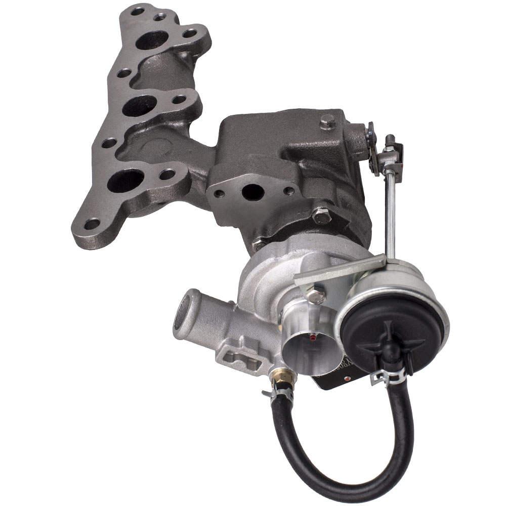 Turbocompresor Turbine Turbolader compatible para Smart MCC 0.8 CDI 30kw 41cv 54319700000