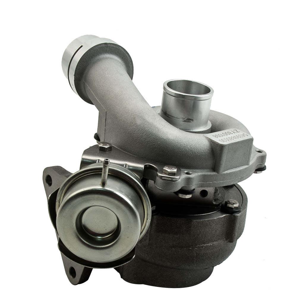 Turbocompresor compatible para Renault 1.5 DCI Clio Megane Modo Scenic Kangoo laguna k9k