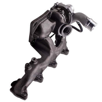 Turbocharger for Ford Focus 1.8TDCI 90HP-66KW 1999-2004 Turbocharger + Gaskets + manifold
