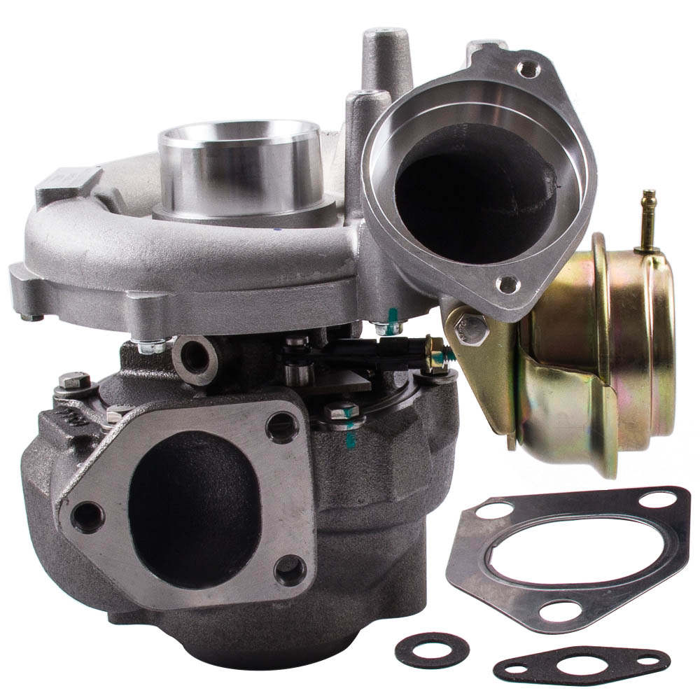 Turbocompresor para bmw x5 3.0 d (e53) 160kw 218ps 742417-0001, 753392 Turbo