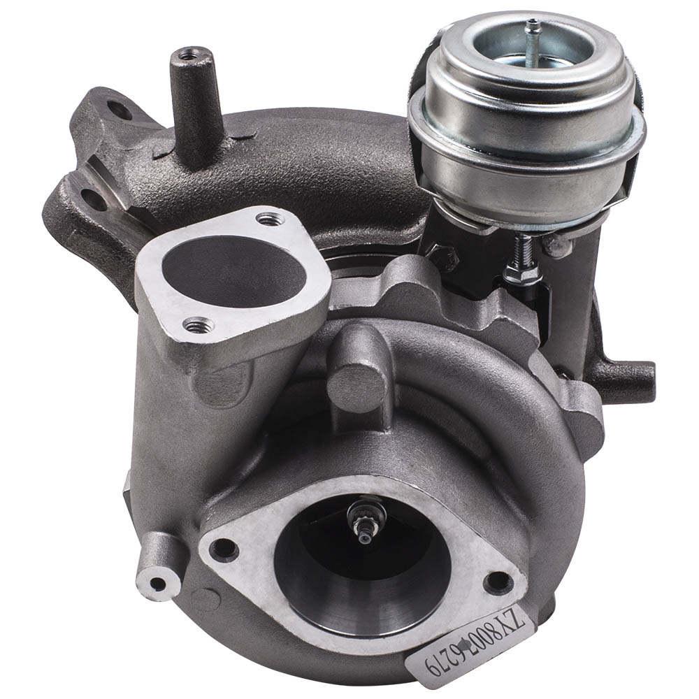Compatible para NISSAN Navara 2.5 Diesel 171HP Turbo Cargador 769708 GT2056V Turbocompresor