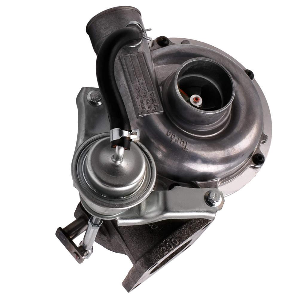 Turbocompresor compatible para Opel Monterey Frontera 3.1 TD 114 CV 4JG2TC 8970863433