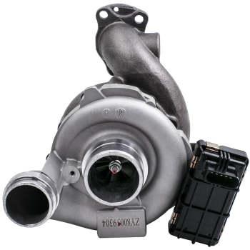 for Mercedes M-Class W164 W203 W211 140 kw 190 HP 757608 765155 GTA2056VK Turbo