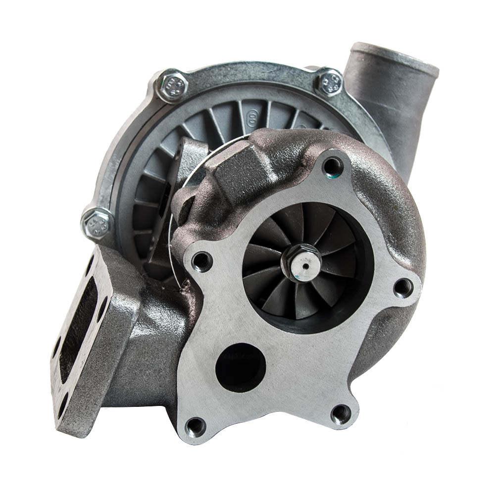 T04E Turbocharger + 8PSI Internal Wastegate 38mm+30 PSI Boost Controller Kit
