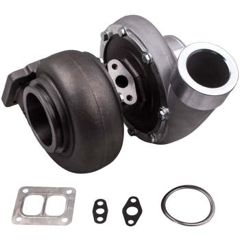 Universal GT45 GT42 T4 T66 A/R .66 1.05 V-band Flange Turbo Turbocharger