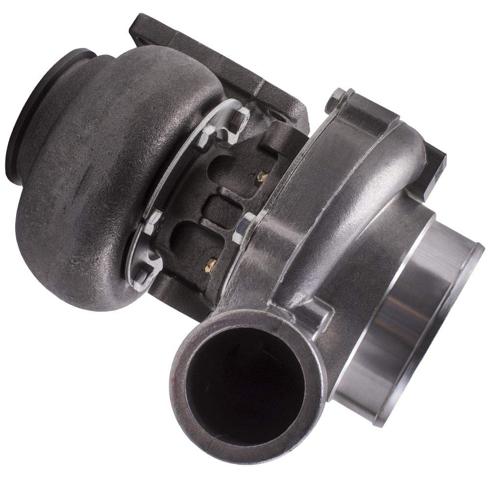 Universal .70 A/R T3 V Band Flange Oil Cooled 500BHP T70 Turbo Turbocharger