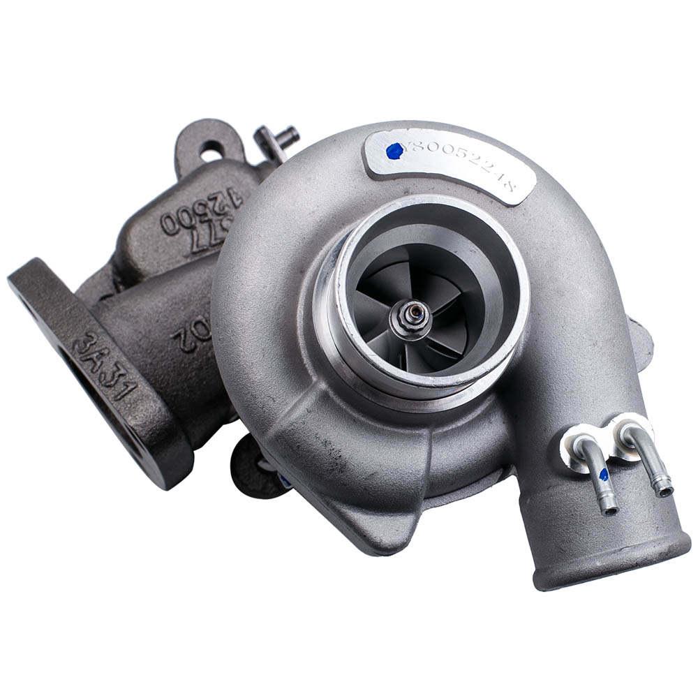 For Mitsubishi Pajero II Shogun Montero 2.5L 4D56Q TD04 49177-02500 Oil Cooling Turbo TurboCharger