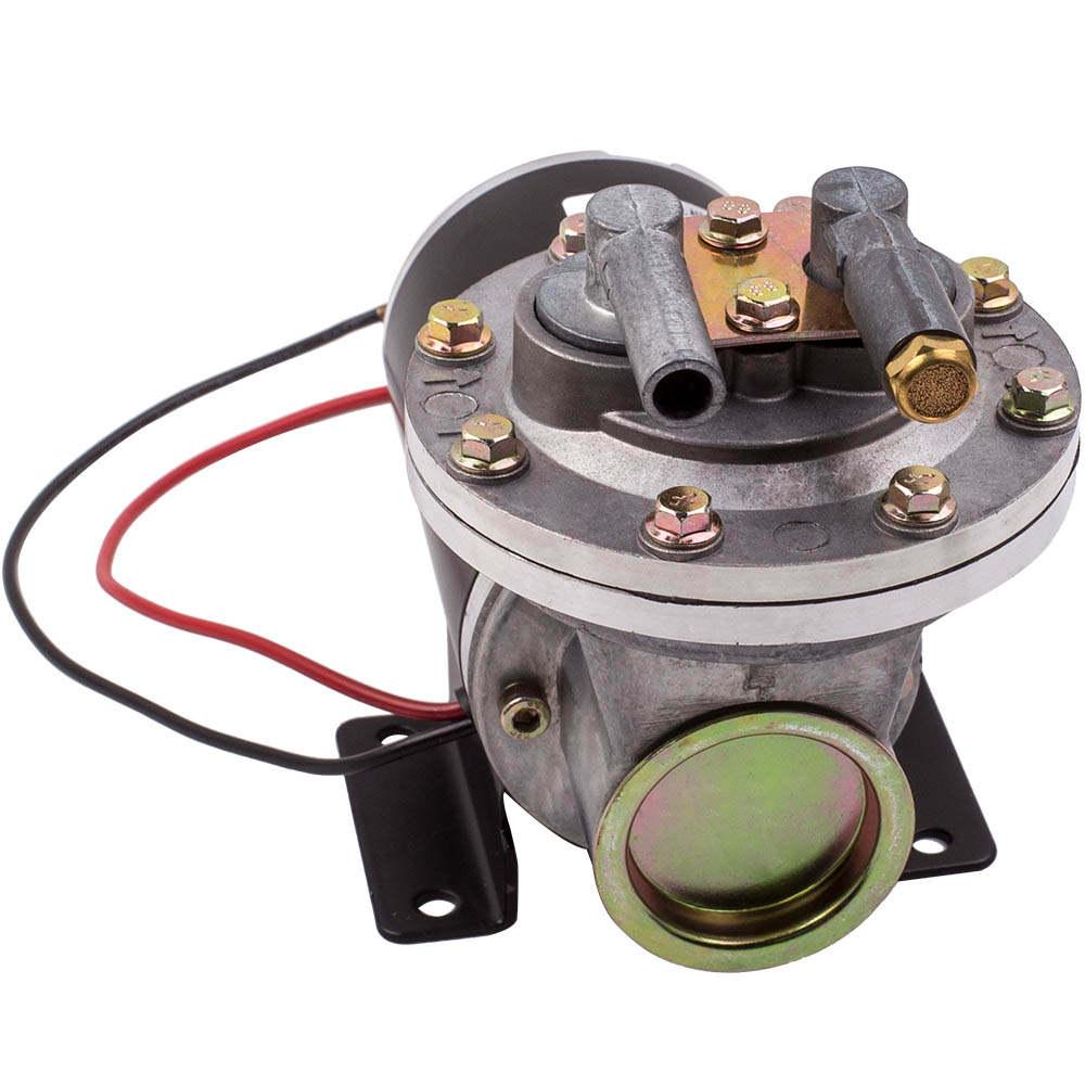Electric Vacuum Pump Kit for Brake Booster 12 Volt 18