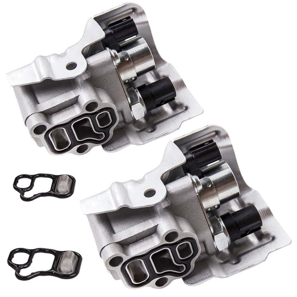 2PCS For Honda Civic Type-R EP2/3 Actuator Solenoid Spool Valve CRV DC5 VTEC