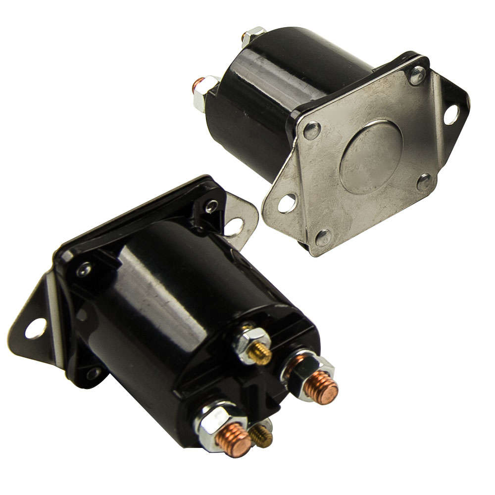 For 8016 Club Car DS Golf Cart Part 36 Volt 36V Solenoid 1976~1998 4 Terminal