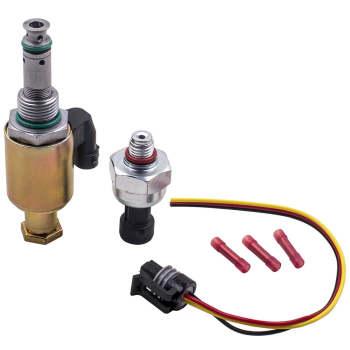 For Ford Diesel 7.3L Pressure Control Regulator Sensor Valve IPR w/ Sensor