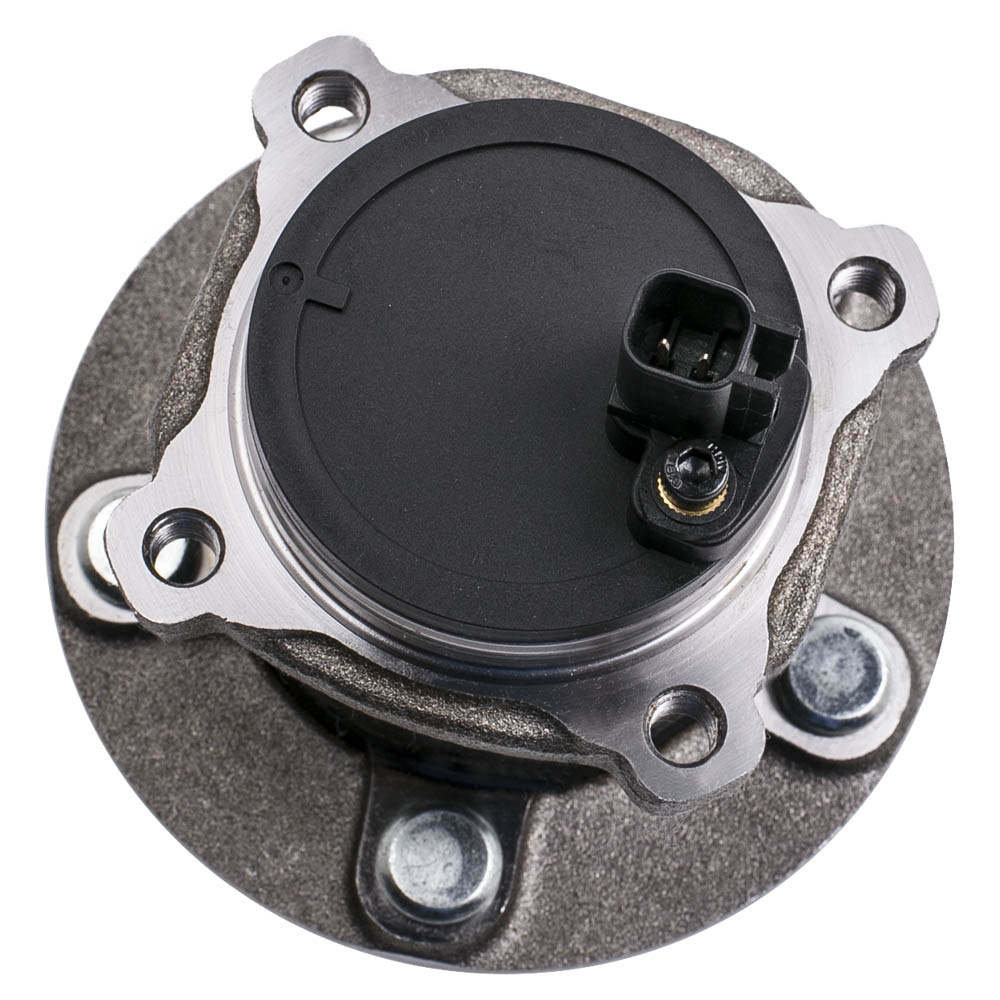 2pcs For Ford Focus MK2  C-MAX 2004-2012 Rear Wheel Bearing HUB Kit ABS Sensor