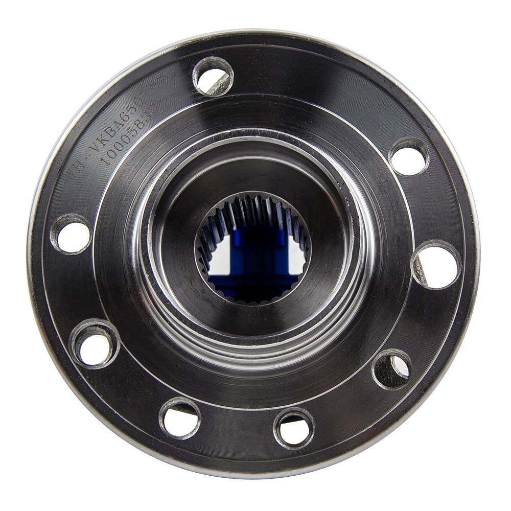 Front Wheel Bearing Kit + Hub Assembly for VAUXHALL VECTRA 1.6 1.8 VKBA6507 x2