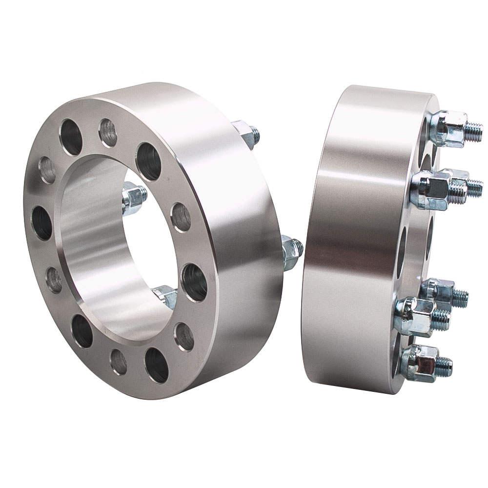 4x 6 Studs Wheel Spacer For Toyota HZJ75 Hilux 60S 80S 6x139.7 50mm M12x1.5 New