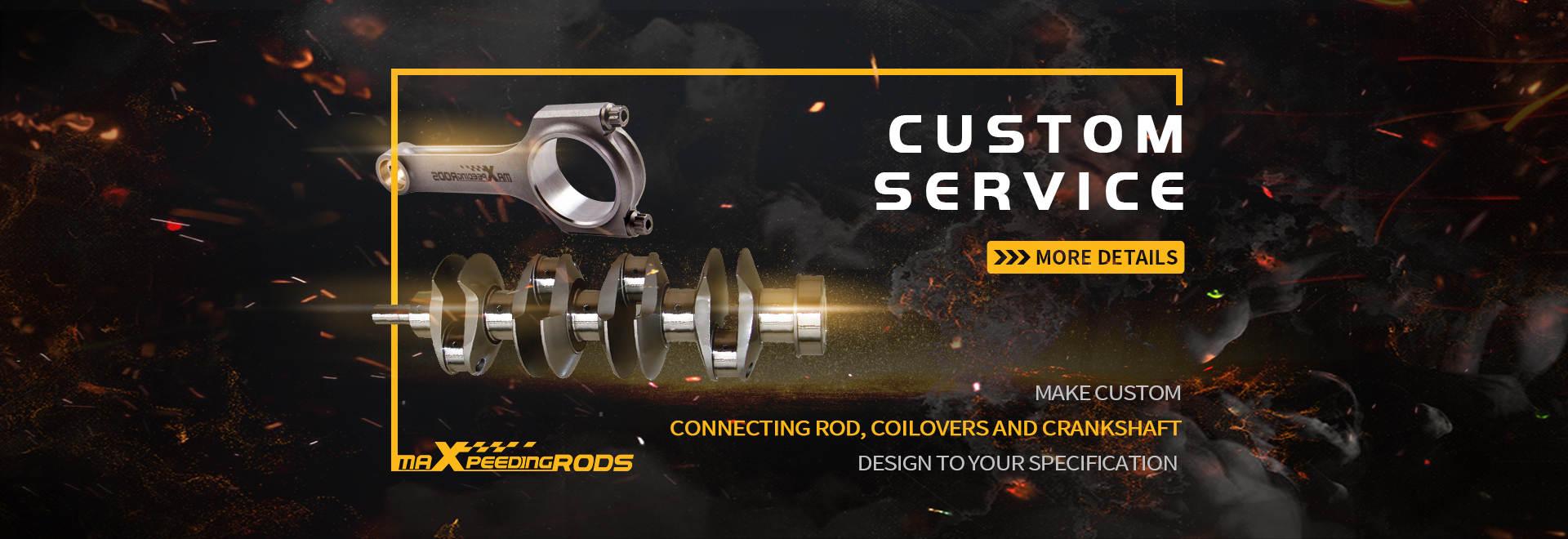 Maxpeedingrods Custom Service