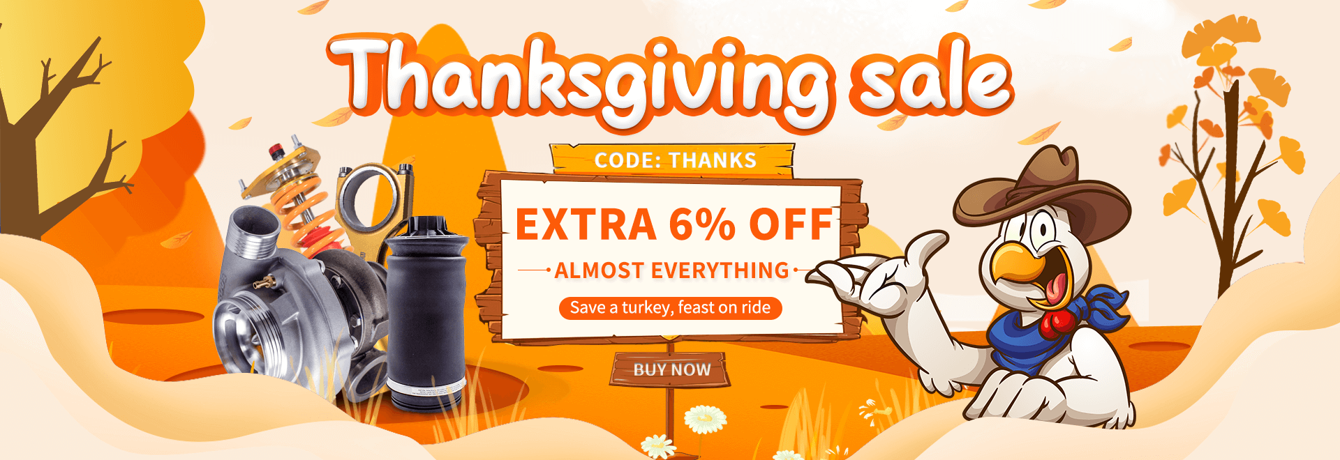 Thanksgiving Sales