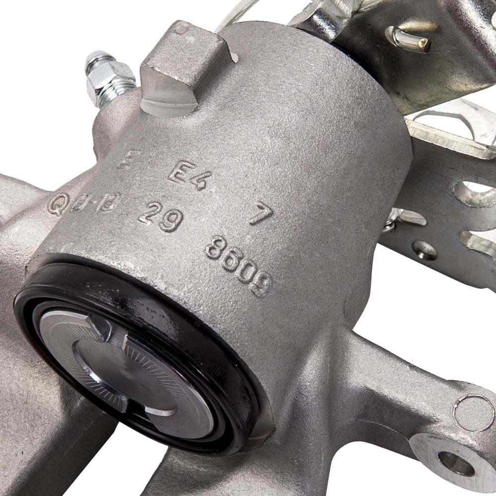 Compatible para VW Caddy MK3 1.4 1.6 1.9 TDI 2.0 DerechaandIzquierdo Trasero Pinza De Freno