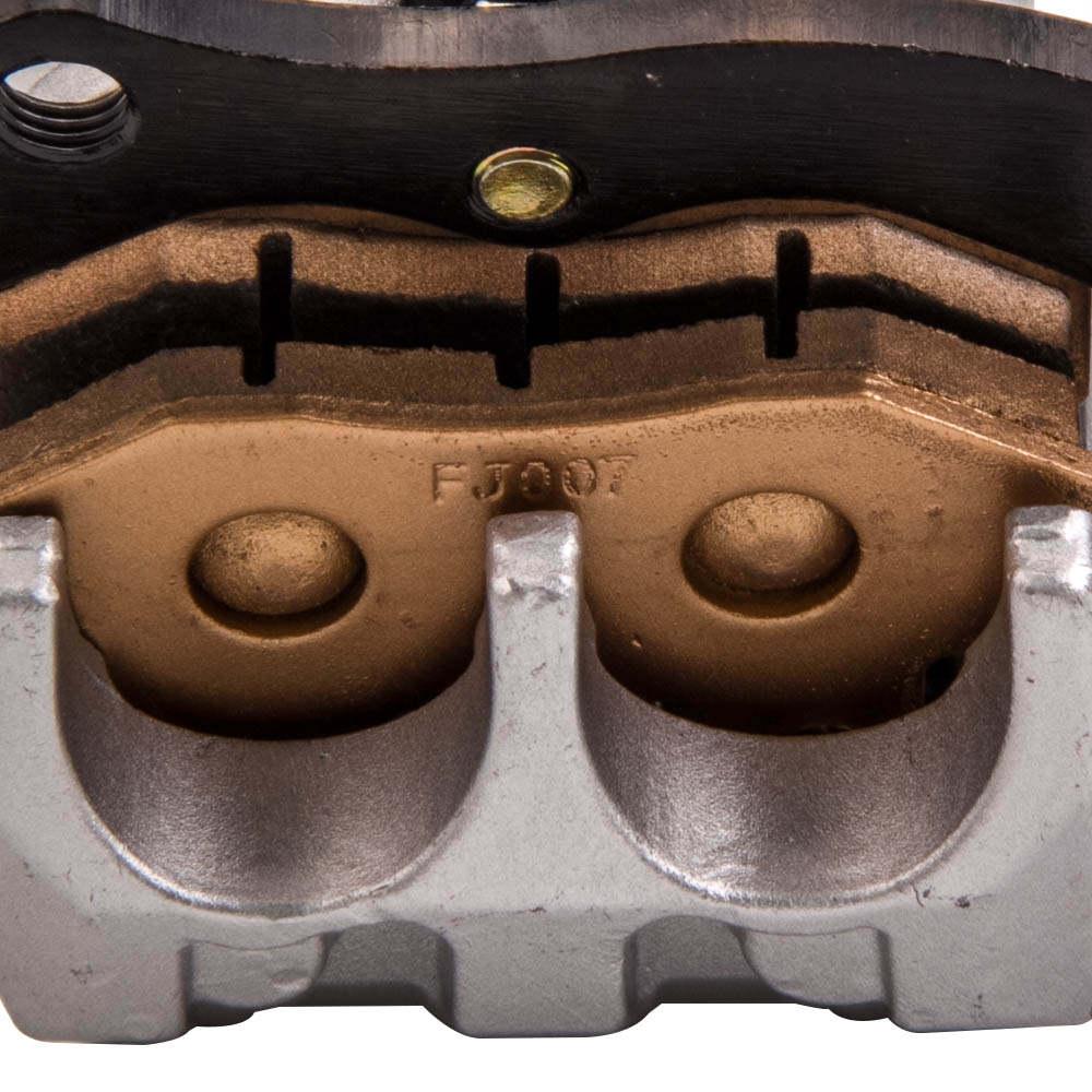 Pinza de freno delantera izquierda compatible para Yamaha Rhino 660 YXR 450700 04-09 59300-05H00-999