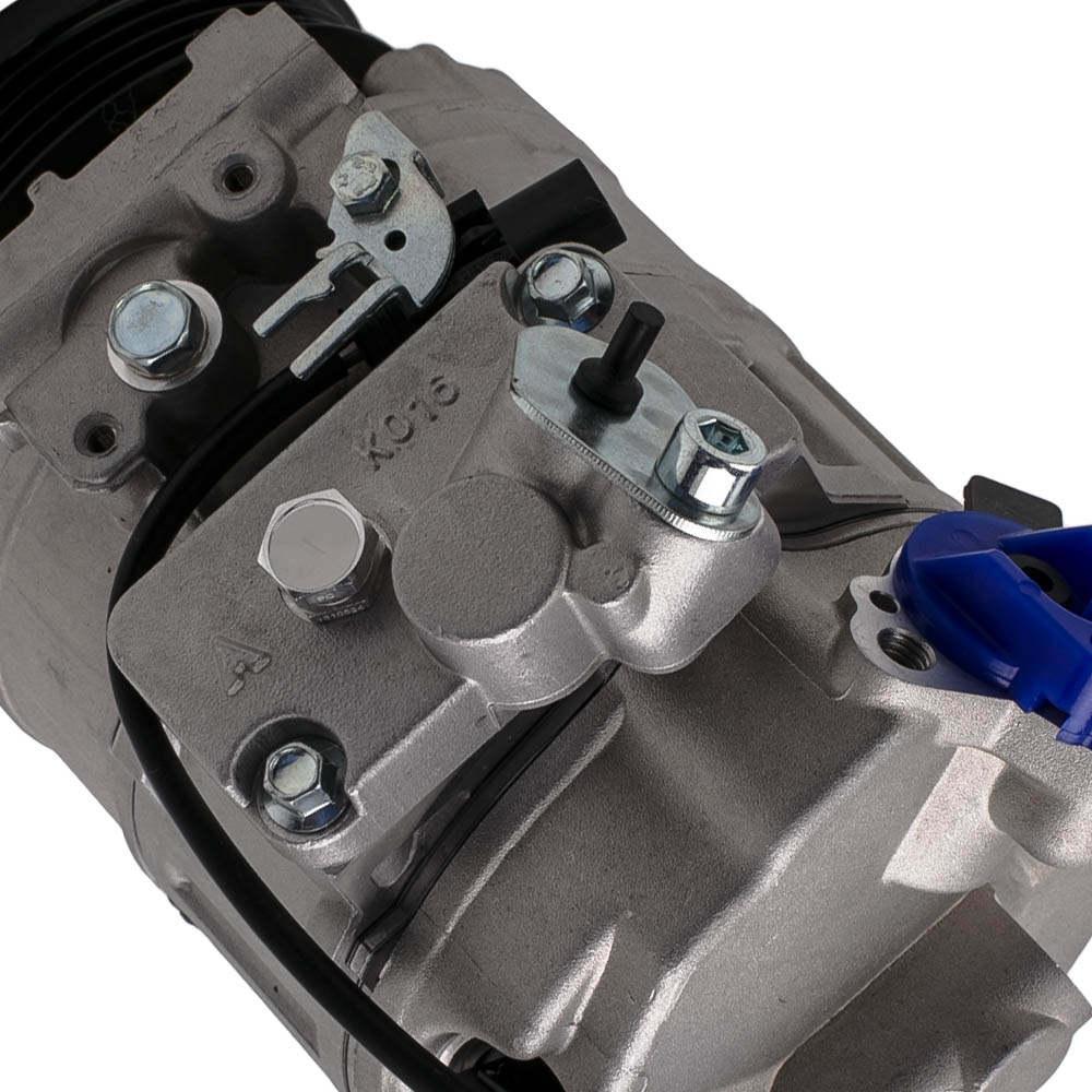 COMPRESOR AIRE ACONDICIONADO compatible para BMW 5er e60 e61 520 525 530 535 7er e65 e66 67