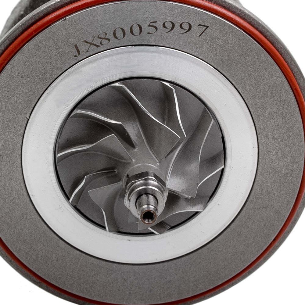 Cartucho de turbocompresor compatible para Smart City Coupé Fortwo 450 0.8CDI 30KW 54319880010