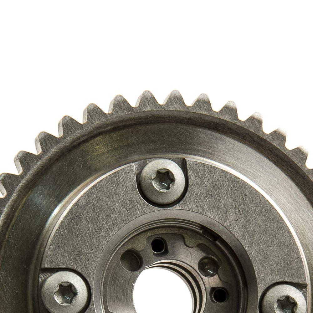 Engranajes de admisión y escape del árbol de levas VVT Vanos Gears para Mercedes 1.8 Turbo CGI M271