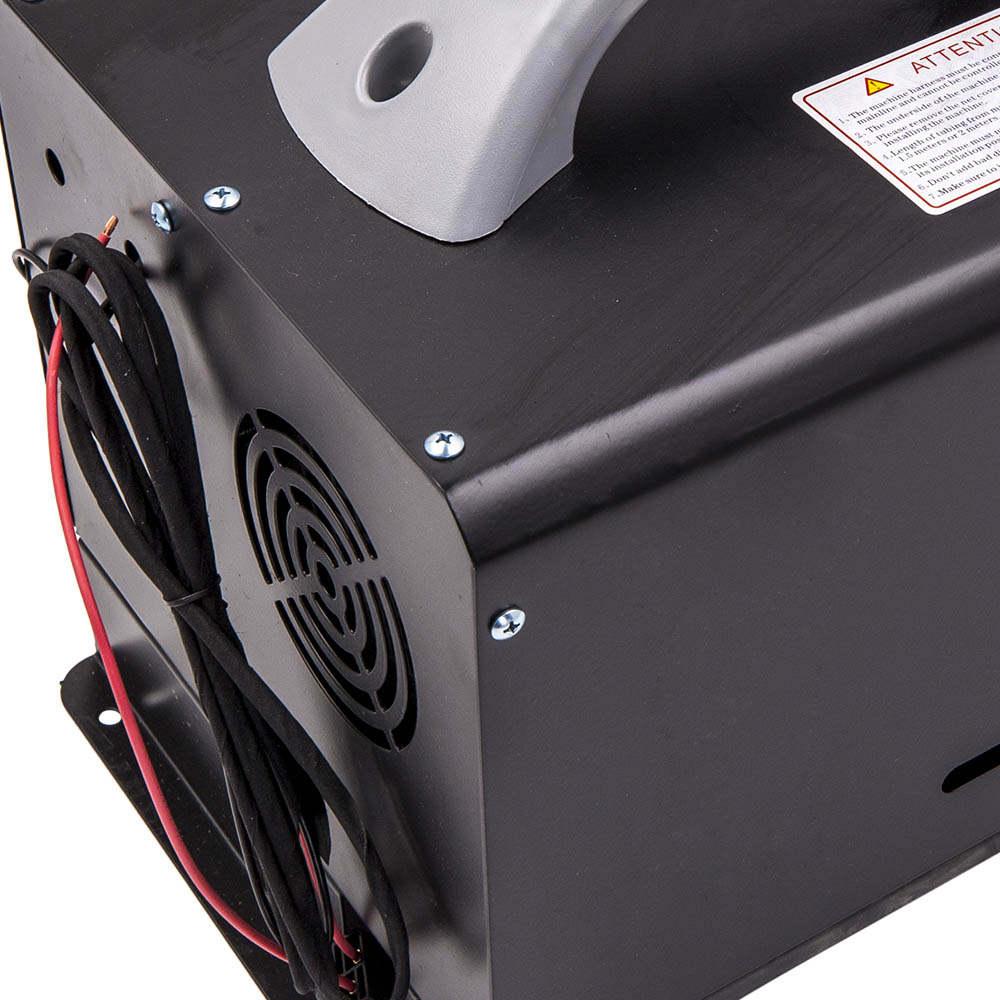 Calentador de aire diesel de 8KW 8000W 12V con un orificio con control remoto para coche, autobús, barco