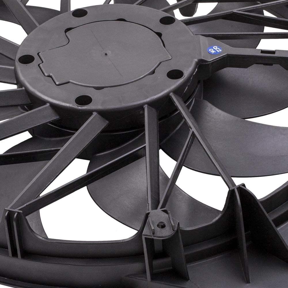 Ventilador De Radiador Ventiladores compatible para BMW 6 E63 E64 630i 645ci 650i 600W