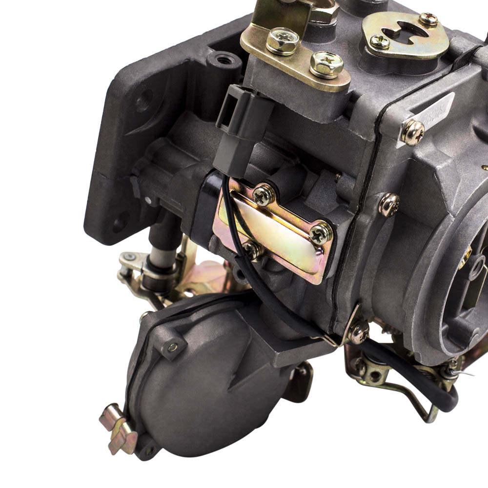 Carburador compatible para Toyota Corona RY10 / 12/14 Hilux RN30 RN40 1978-84 12R I4 1970