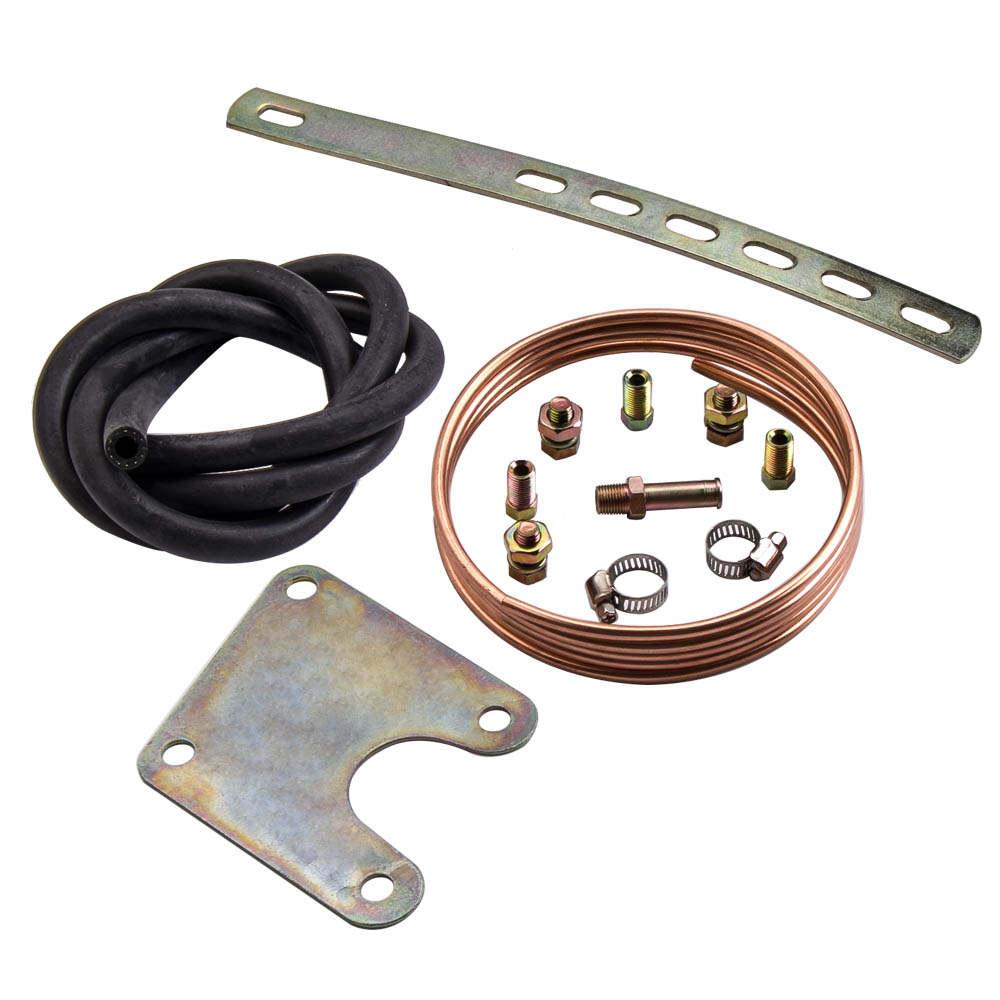 Kit de montaje de soporte y refuerzo de freno remoto VH44 para modelos de freno de tambor de 4 ruedas