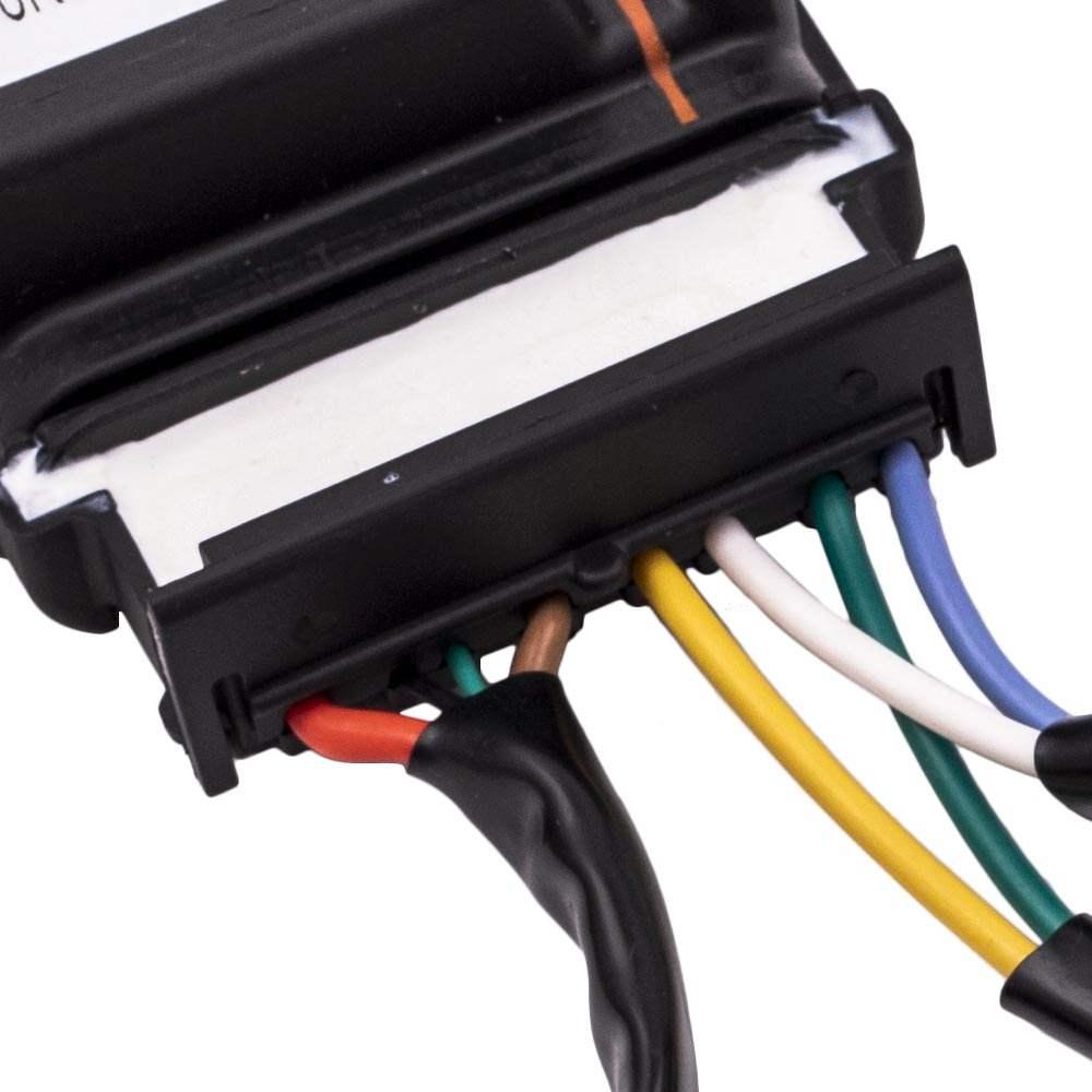 New Cooling Fan Control Module Unit compatible para Audi Q3 Q5 A4 A6 Allroad 8K0959501G