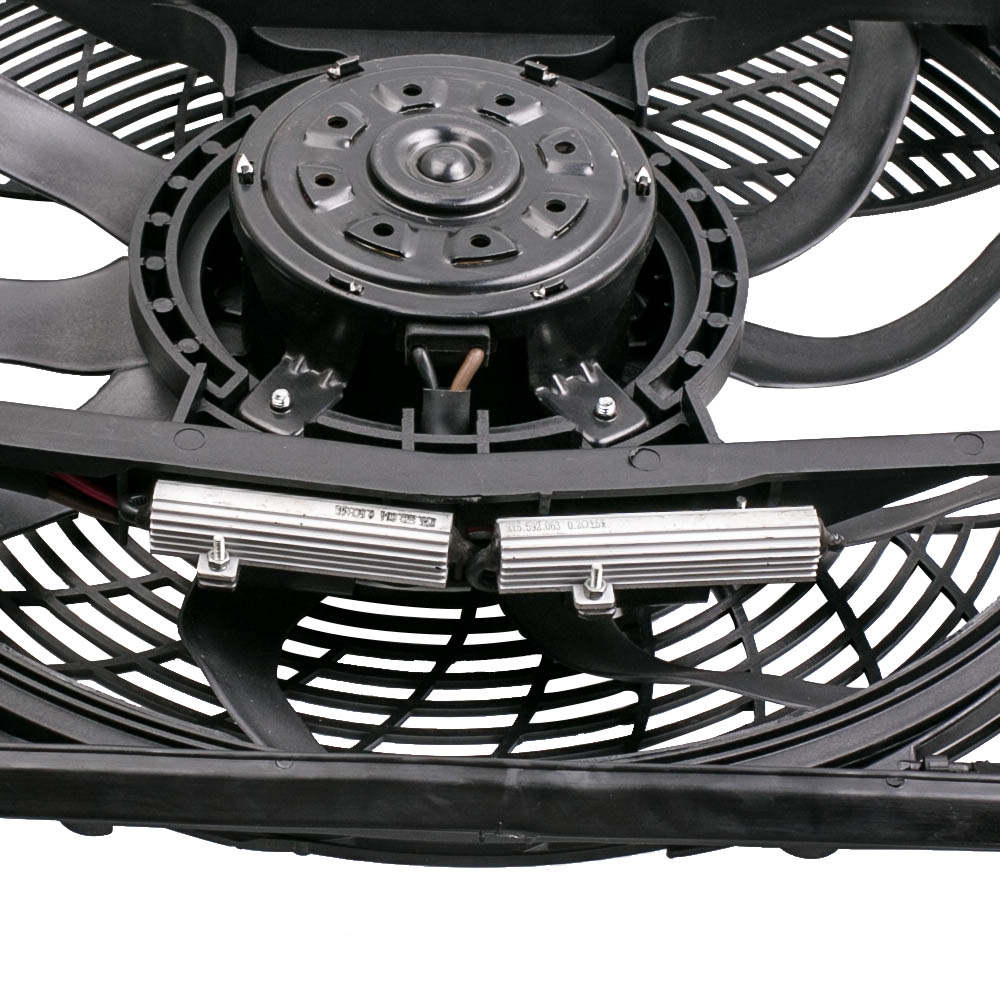 Ventilador Refrigeración del Radiador compatible para BMW Serie5 E39 Condenser Nuevo 528i