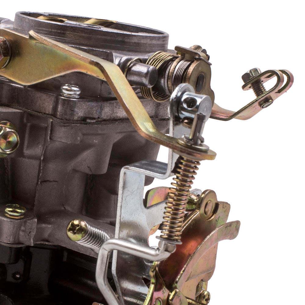 Carburador compatible para Toyota Carburador 3K 4K Corolla Lite Carretilla elevadora 21100-24034 / 35/45