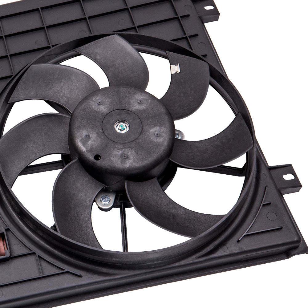 ventiladores agua radiador compatible para VW Touran 1.9 TDI 1.6 FSI 2.0 FSI 1.41K0121207J