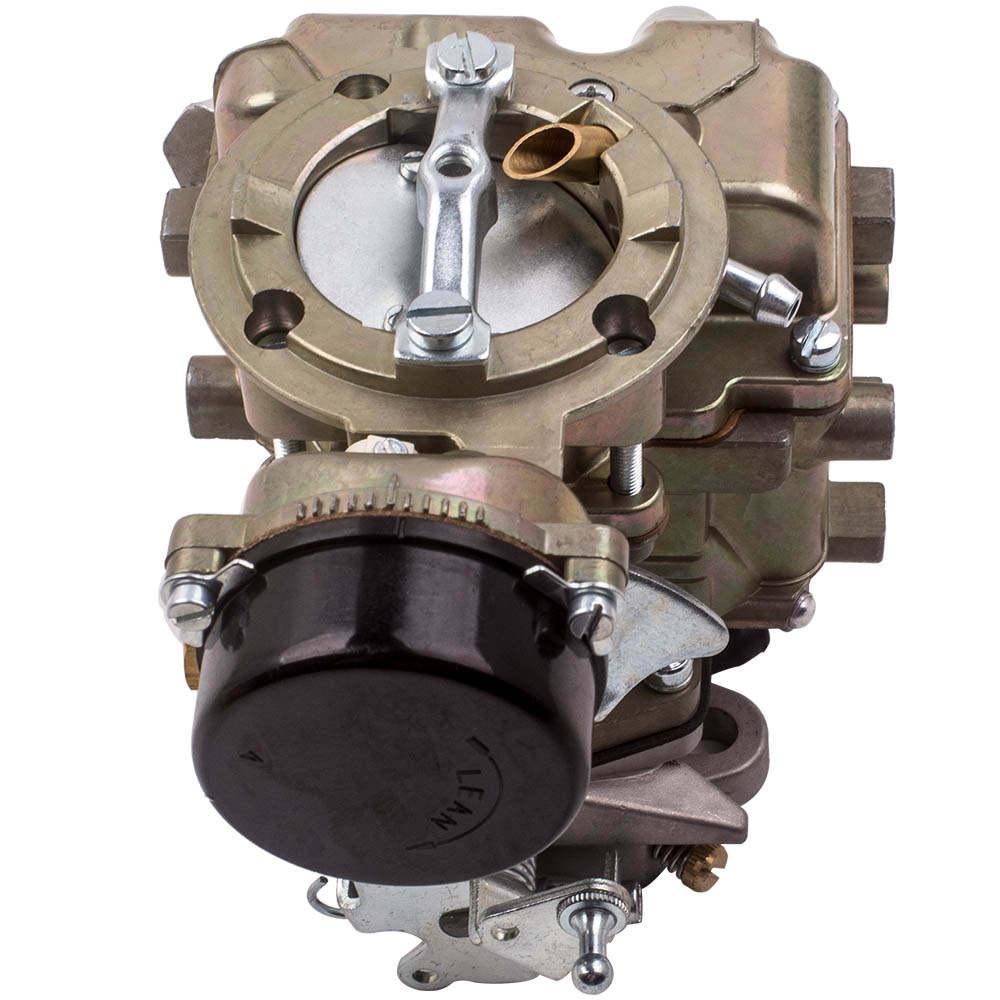 Carburador Carb para motor compatible para Ford 240-250-300 YF C1YF 6 CIL D5TZ-9510AG 6058 Carby
