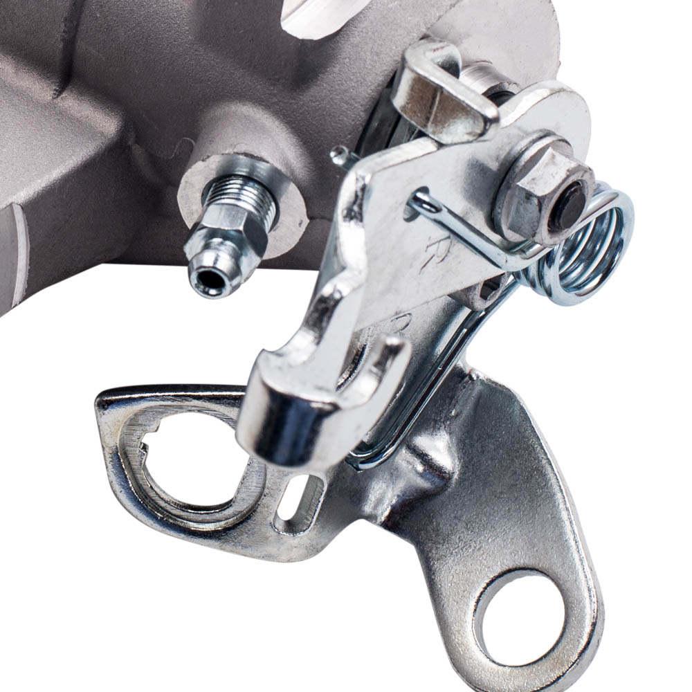 Pinzas de freno posteriores derechas compatible para Audi A3 compatible para Seat SKODA OCTAVIA 1Z5 38mm