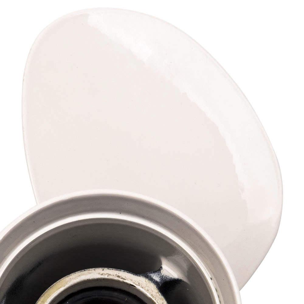 Hélice compatible para Yamaha 30/40/50 / 60HP Motor fueraborda Motor 6G1-45941-00-EL