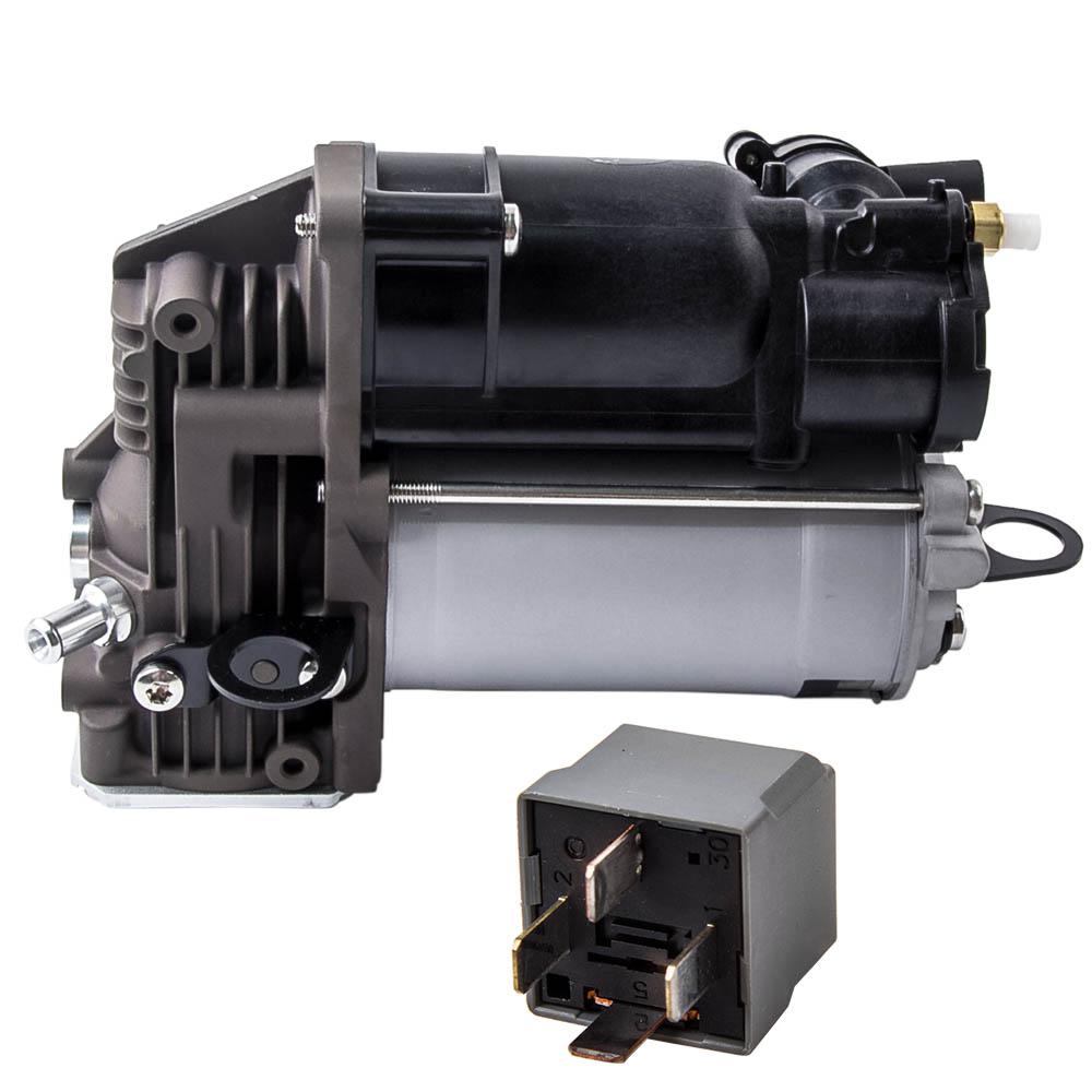 Cars & Motorbikes Air Ride Suspension Compressor compatible for Mercedes-Benz M-Class GL450 W166 1663200104