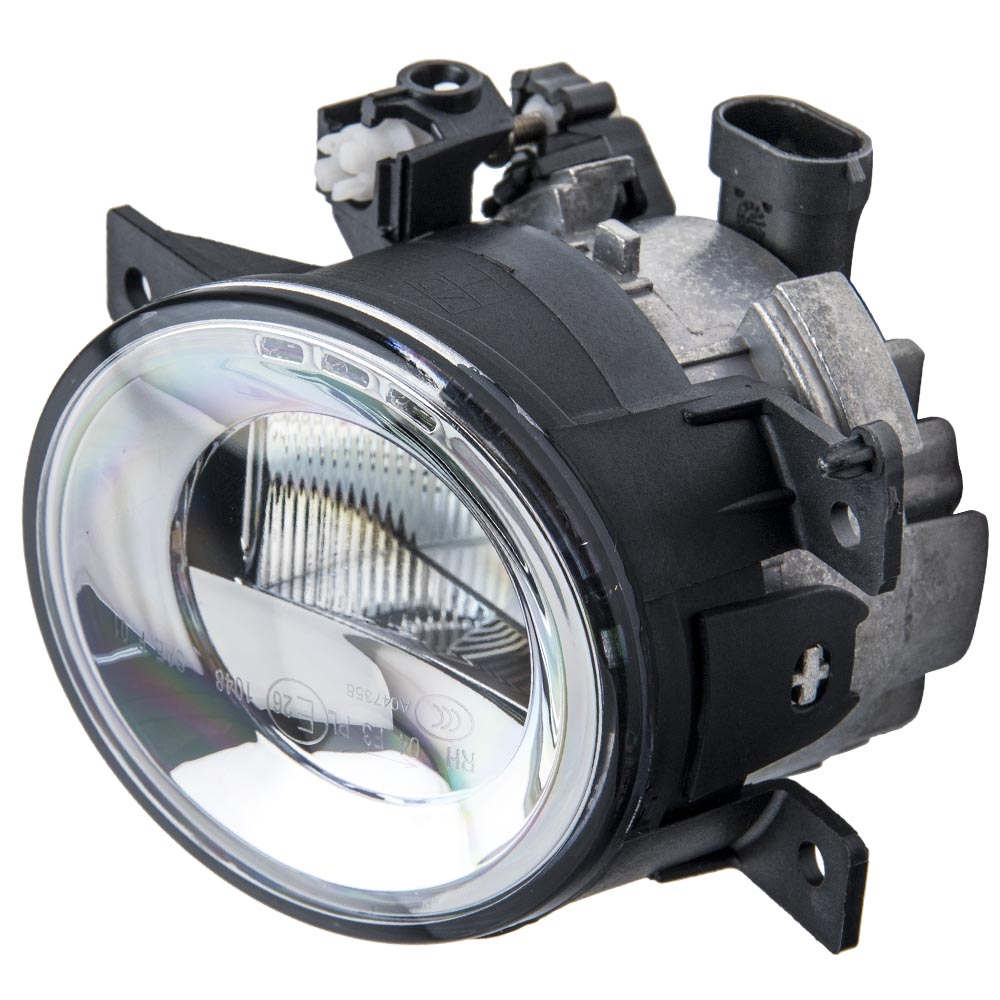 1 Piece Front Right Bumper Mounted Fog Light For Infiniti Q50 QX50 QX60 QX80