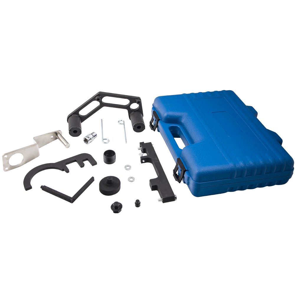 Cars & Motorbikes Diesel Engine Timing Tool Setting Locking Set Twin Camshaft compatible for BMW N47 N57